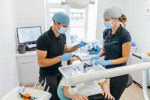 une dentisterie résolument moderne